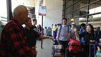 告别美国游学生活感恩回国